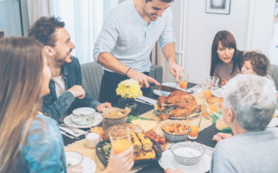 Why Your Decision to Eat Less at the Holidays is the Wrong One